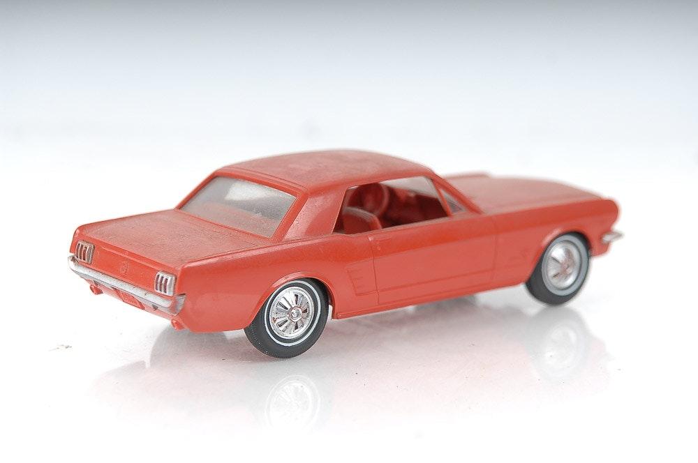 Dealer Promo Model Cars For Sale