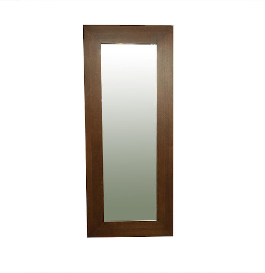 west elm floor mirror ebth. Black Bedroom Furniture Sets. Home Design Ideas