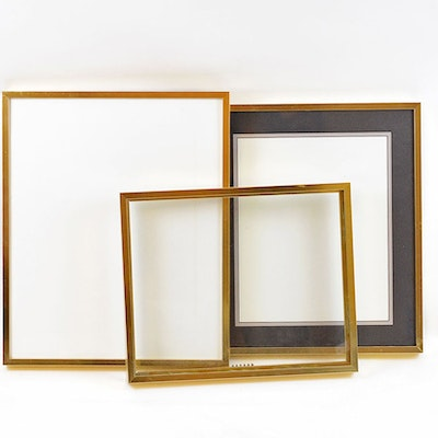 Vintage Picture Frames | Antique Art Frame Auctions in Louisville ...