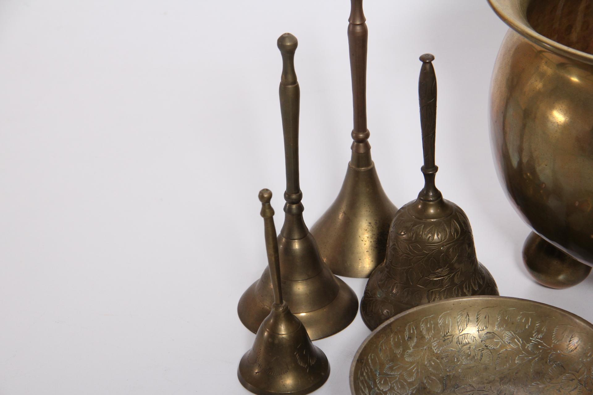 Variety of Brass items : EBTH