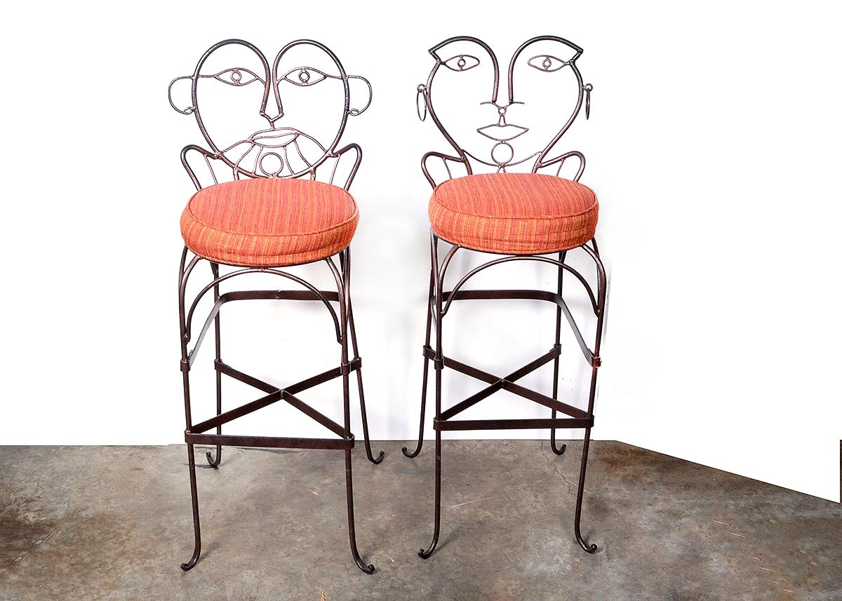 Quirky Bar Stools Ebth