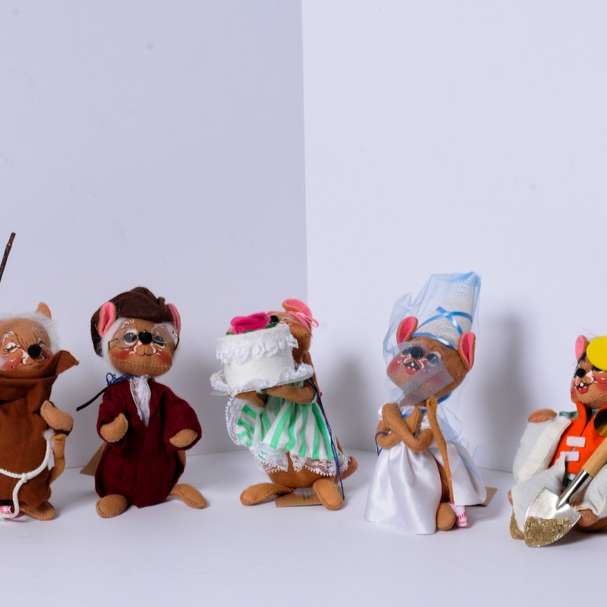 Annalee Mice Doll Collection : EBTH