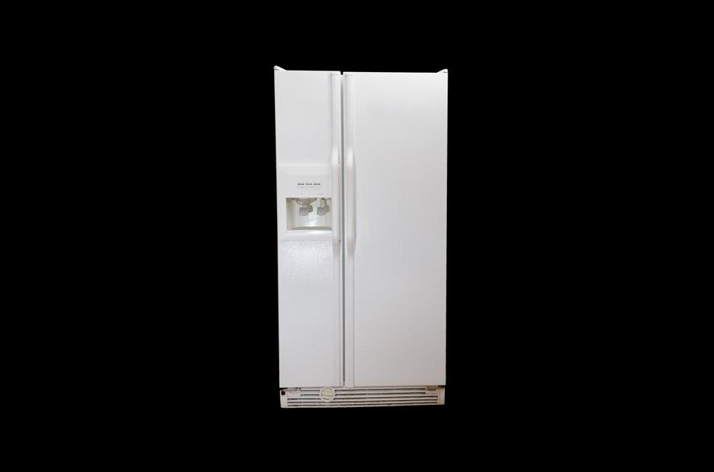 Kitchenaid Refrigerator Superba kitchenaid superba refrigerator : ebth