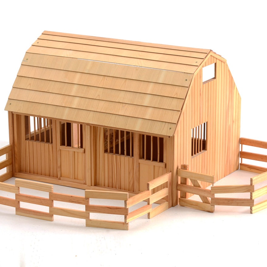 horse barn picture big pin breyer pinterest barns and