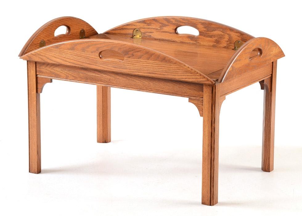 Pennsylvania House Butleru0027s Tray Coffee Table In ...