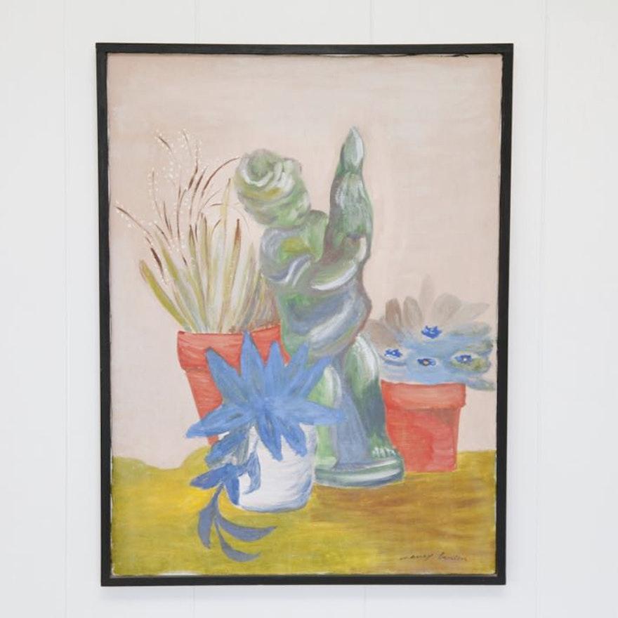 Nancy Benton Original Painting