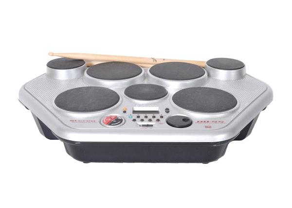 Yamaha portable drum pro digital percussion set ebth for Yamaha portable drums