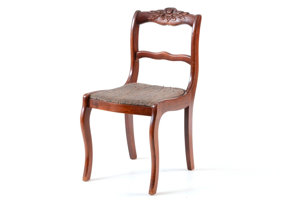 Hickory Chair Company Rose Back Chair ...