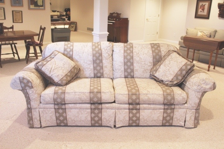 Clayton Marcus Plush Modern Sofa