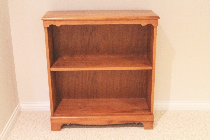 Delicieux Vintage Pine Springfield Furniture Works Bookcase ...
