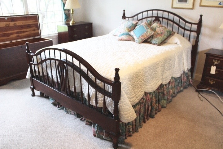 Top Spindle Bed Frame Pics Of Bed Ideas