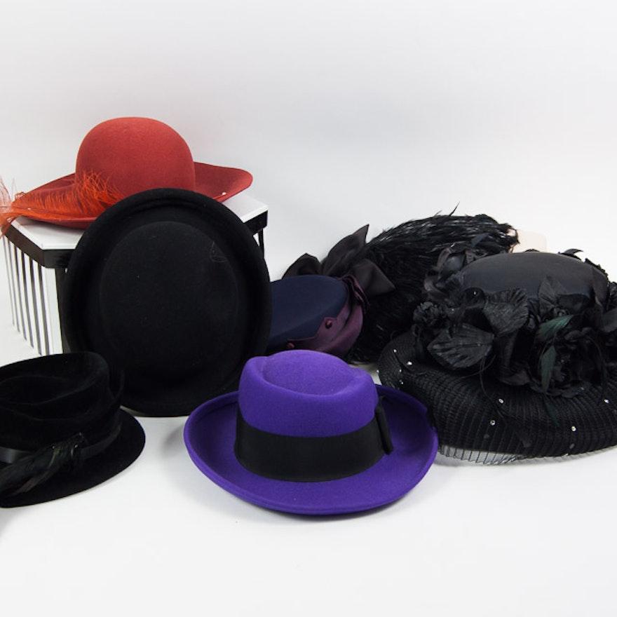 14e3eca142e Collection Women s Hats Including Whittall   Shon   EBTH