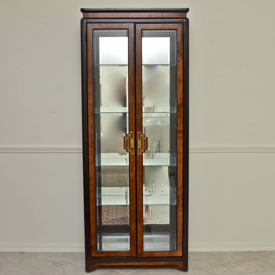 way width threshold cabinet wayside sliding two down item f curios furniture door curio preserve percentpadding pulaski sharpen b trim products