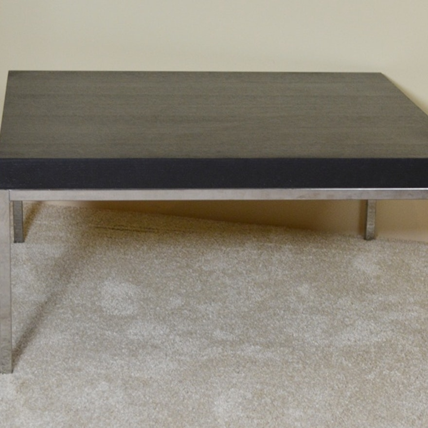 Ikea Klubbo Coffee Table Ebth