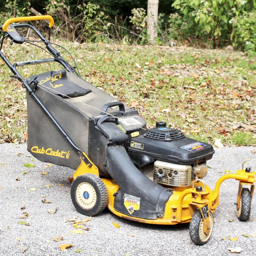 Cub Cadet 6 Sd Src 621 Self Propelled Mower