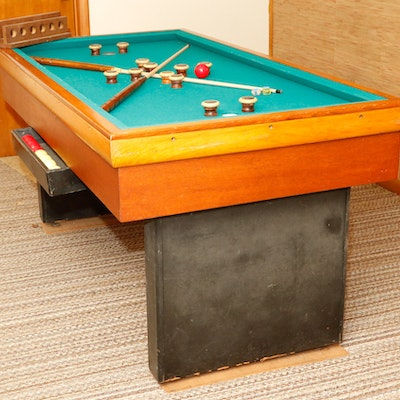 Online Sporting Goods And Sports Memorabilia Auctions In Milford - Travel pool table