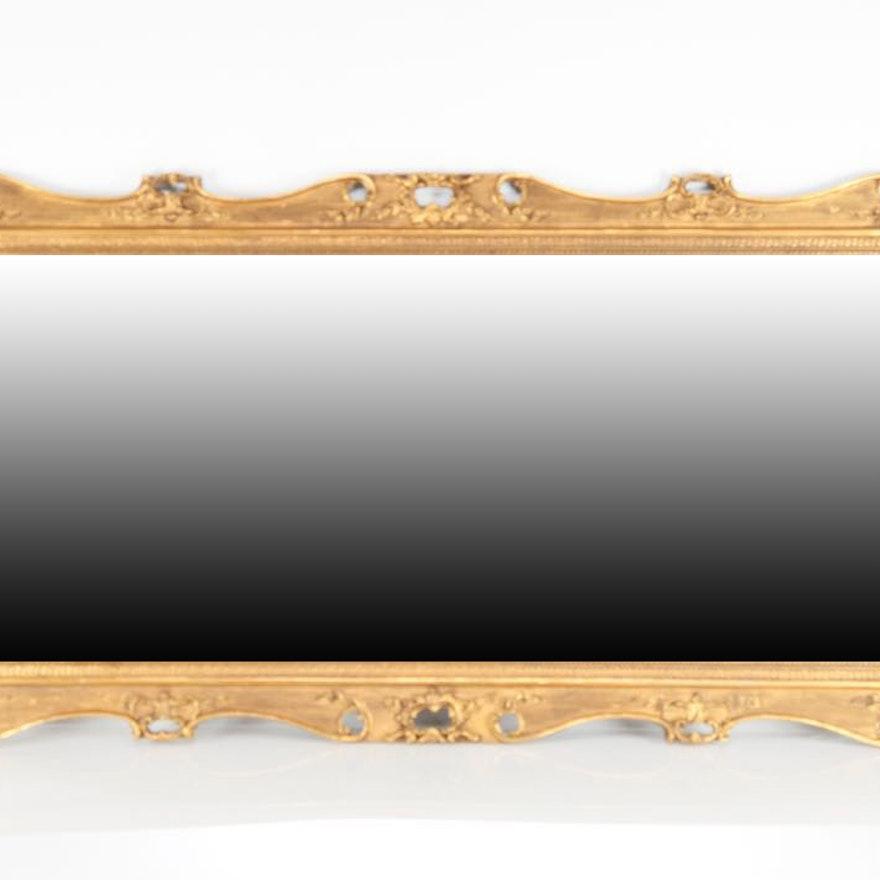 Victorian Gilded Mirror