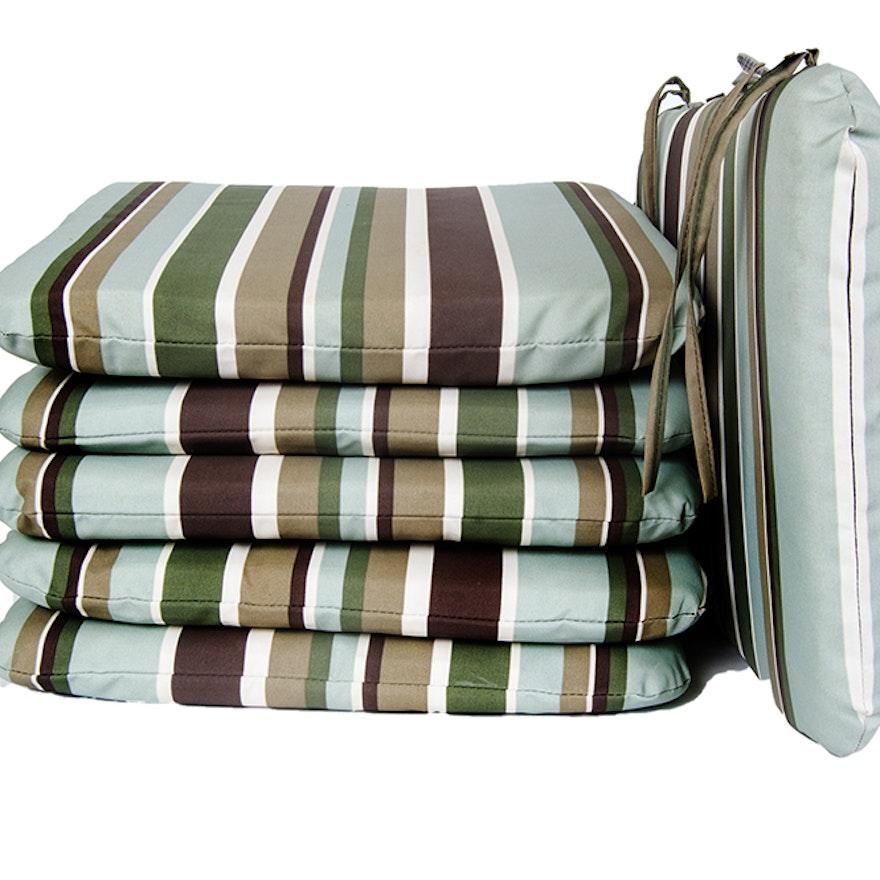 Arden Outdoor Cushions Ebth