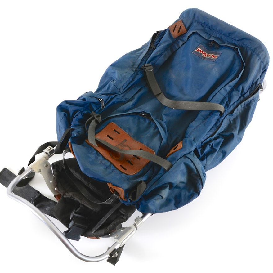 Jansport External Frame Backpack : EBTH