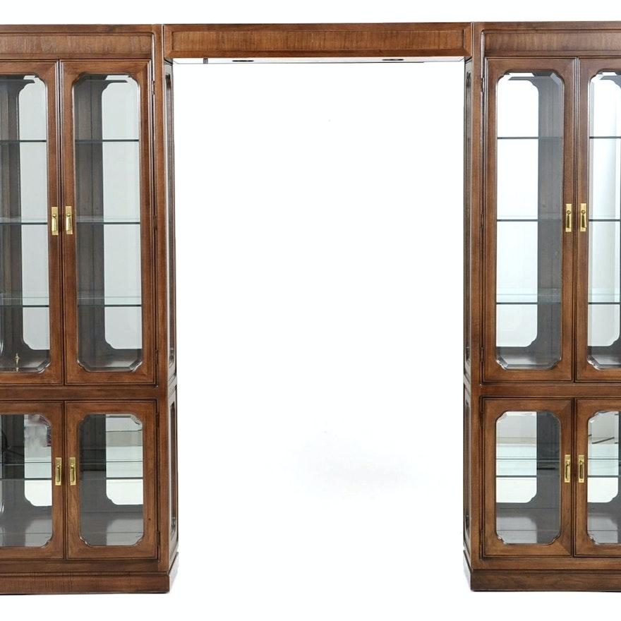 Pair of Thomasville China Cabinets