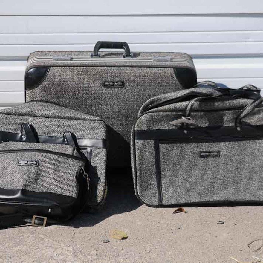 0bf671f97792 Pierre Cardin Luggage Set   EBTH