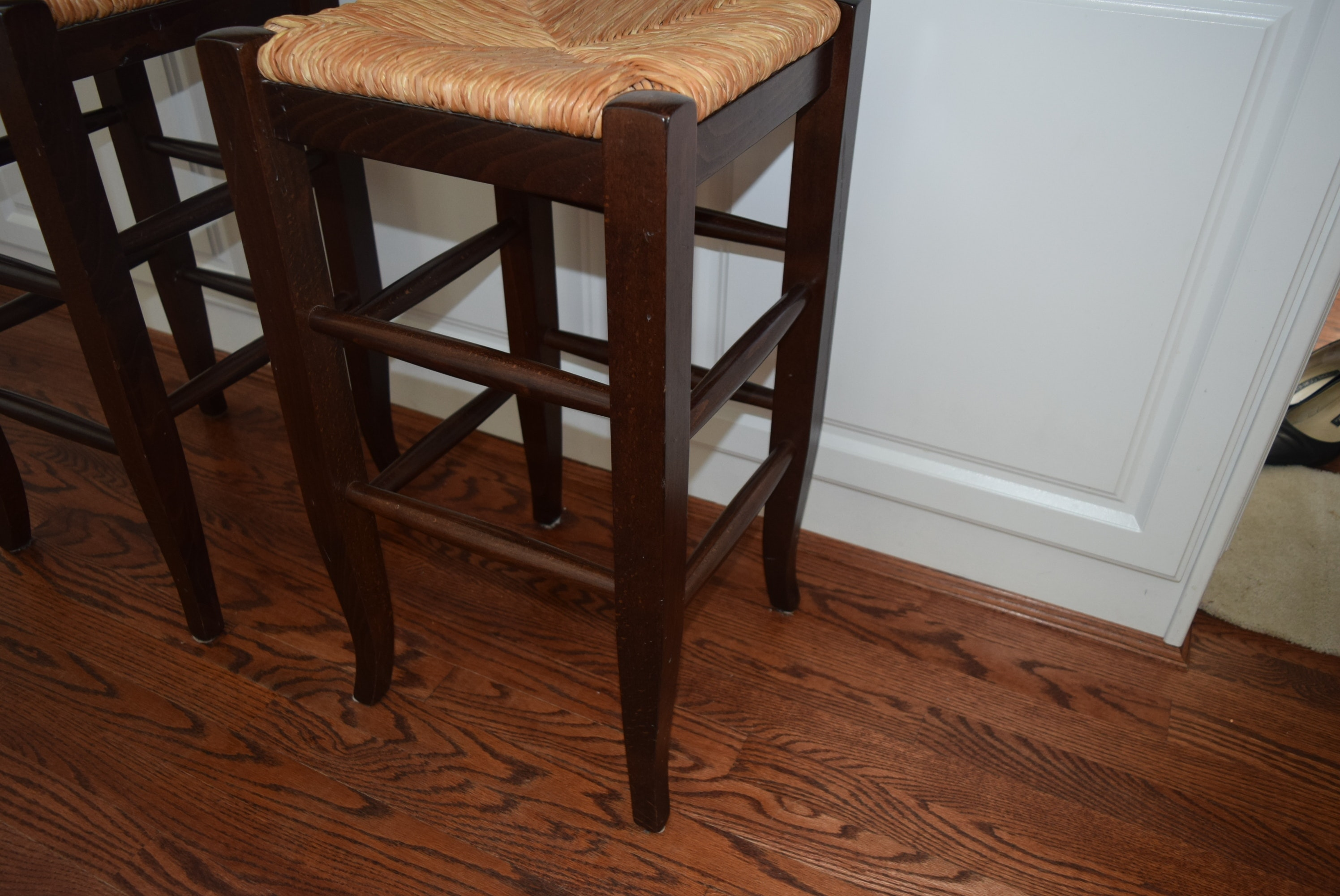 Pottery Barn Napoleon Counter Stools