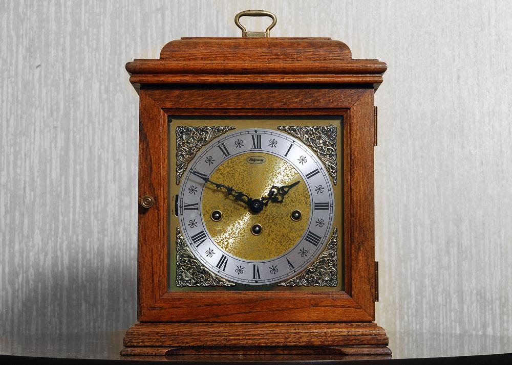 Vintage ridgeway mantel clock