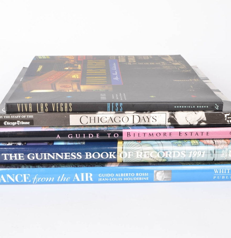 Collection of destination coffee table books ebth collection of destination coffee table books geotapseo Choice Image