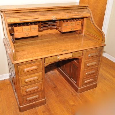 Vintage Desks Antique Desks And Used Desks Auction In Lexington Ky Ebth