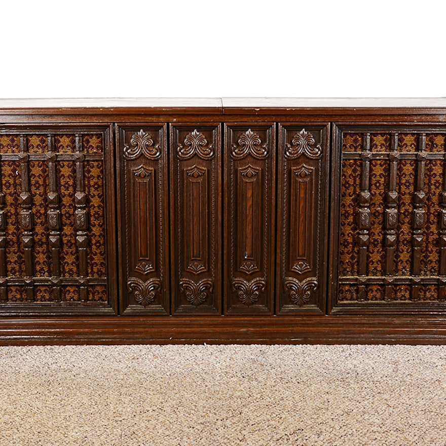 1970s Capehart Stereo Console