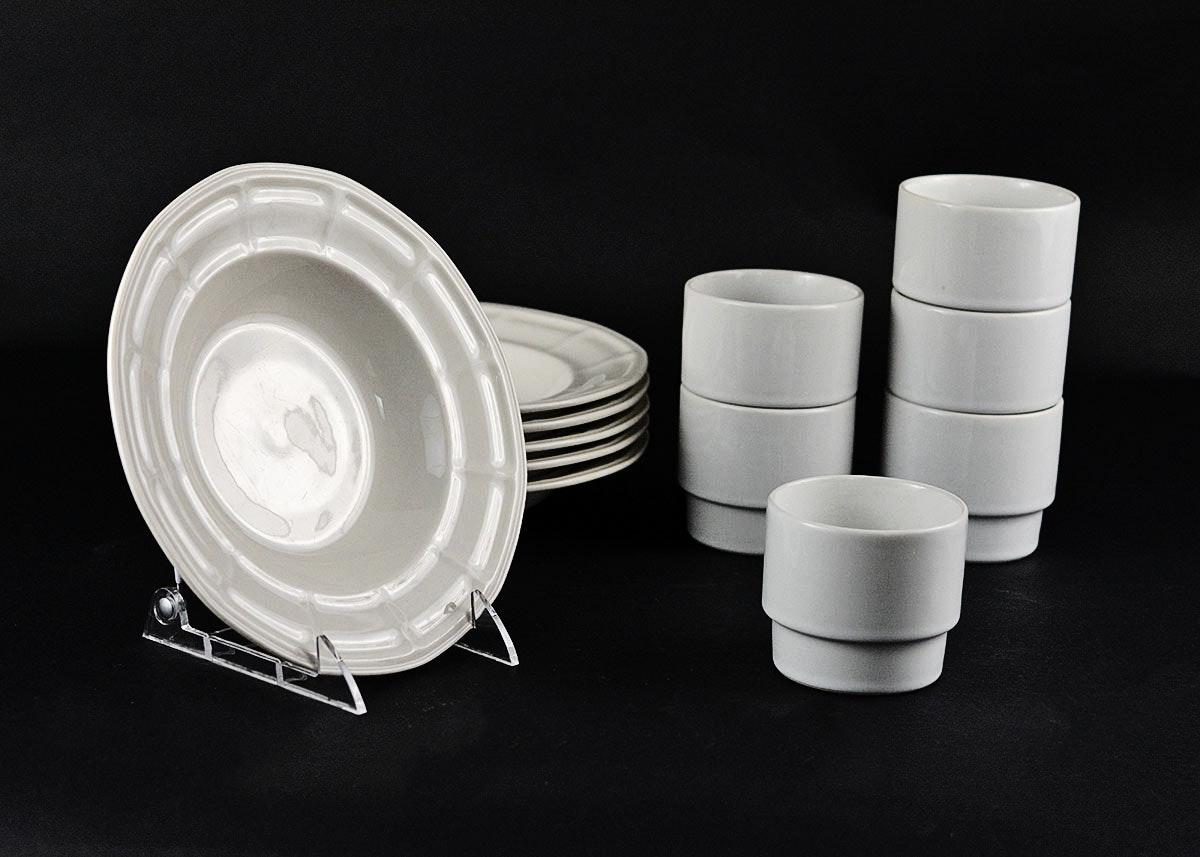 Bauhaus Cups and Iroquois Bowls ... & Bauhaus Cups and Iroquois Bowls : EBTH