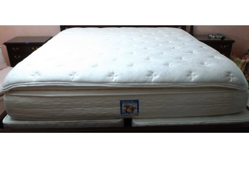 Serta Perfect Sleeper King Mattress EBTH