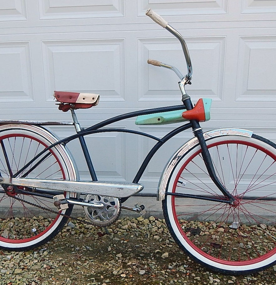 Vintage Evans Colson 26 Bicycle Ebth