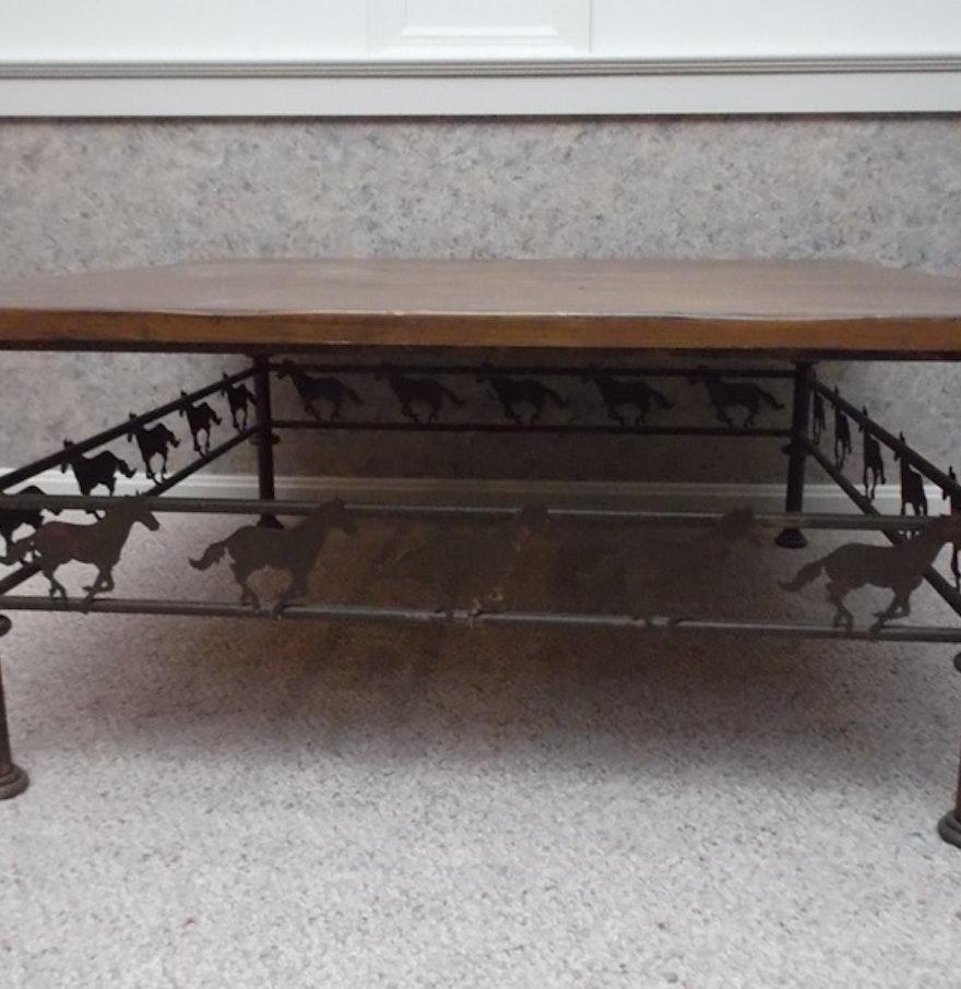 Lane Furniture Coffee Table Ebth