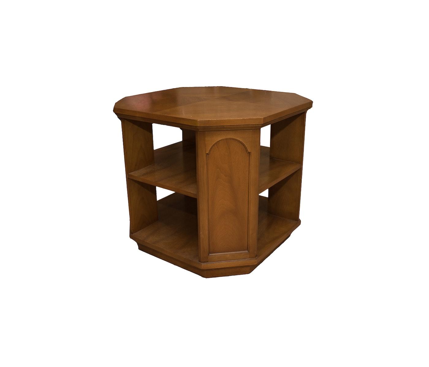 Octagonal table ebth for Table rrq 2015 52