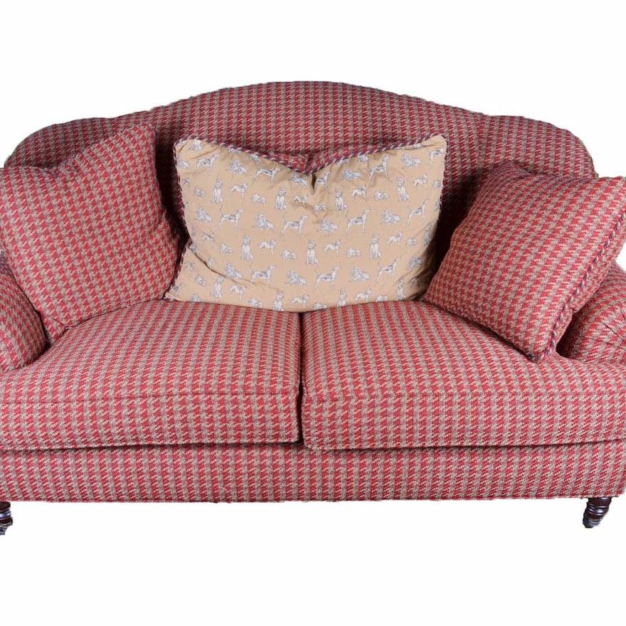 Sensational Camelback Lawson Style Hickory White Sofa Machost Co Dining Chair Design Ideas Machostcouk