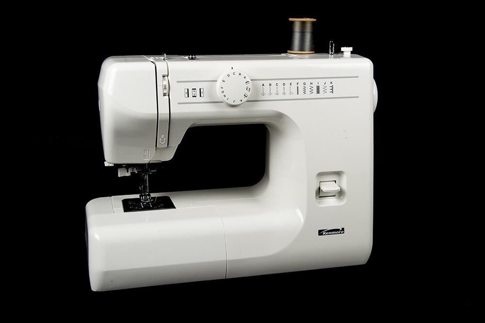 kenmore sewing machine needle