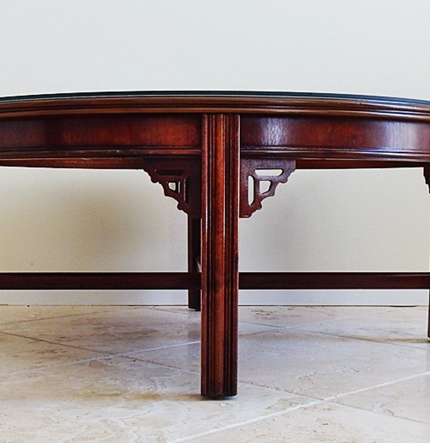 Vintage Lane Fretwork Asian Style Cocktail Table. Online Furniture Auctions   Vintage Furniture Auction   Antique