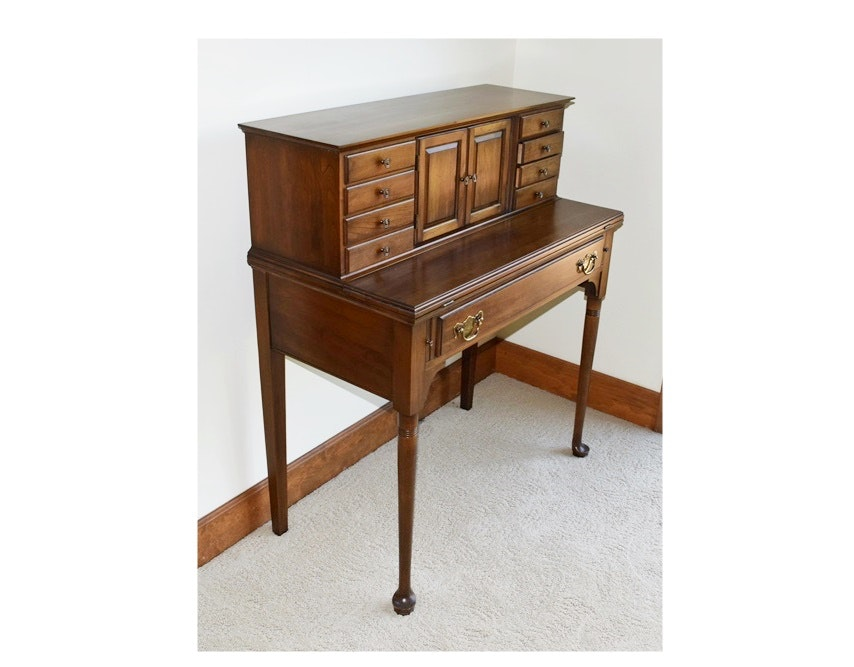 Awesome Pennsylvania House Furniture Ladies Desk In Cherry ...