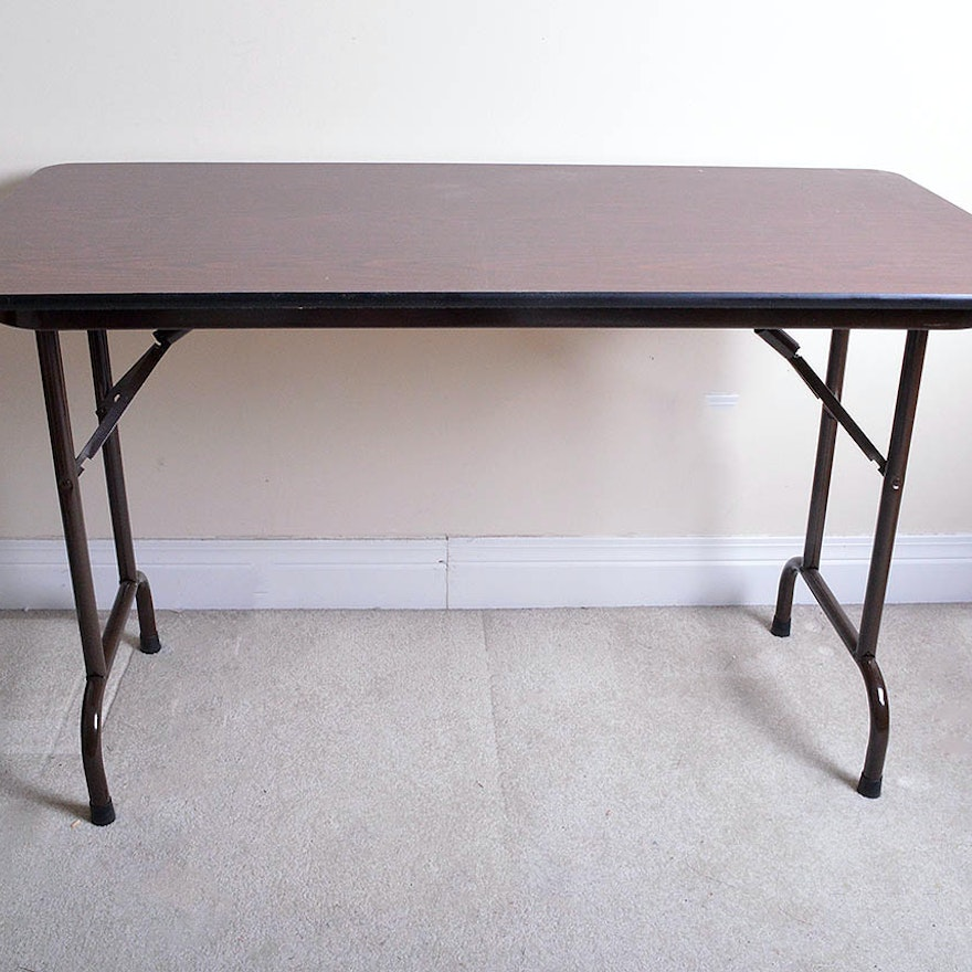 Sewing Table Collapsible