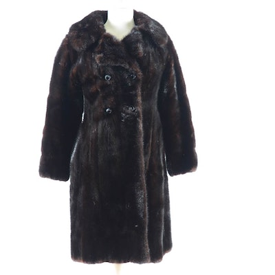 Vintage Fur Coat Auction: Mink Coats, Fox Coats and More in ...