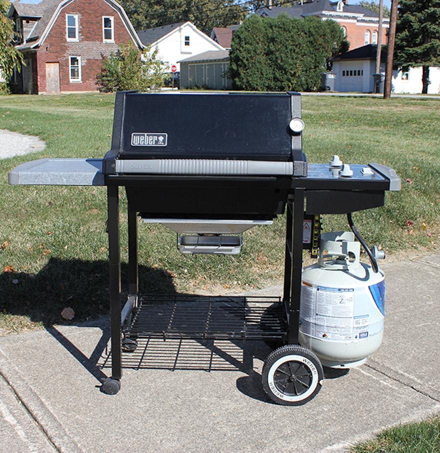 weber genesis gas grill manual