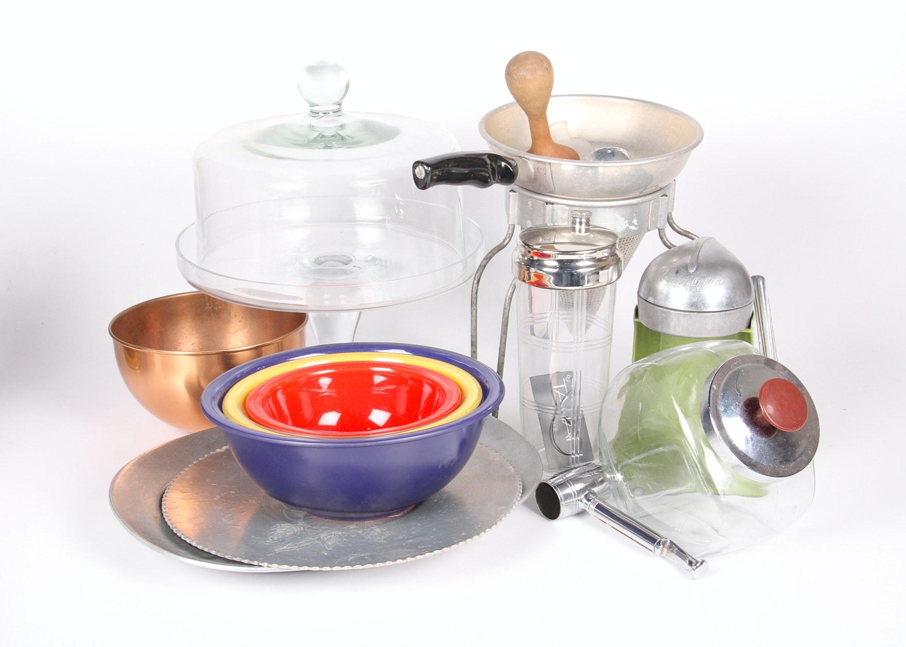 vintage kitchen collection ebth