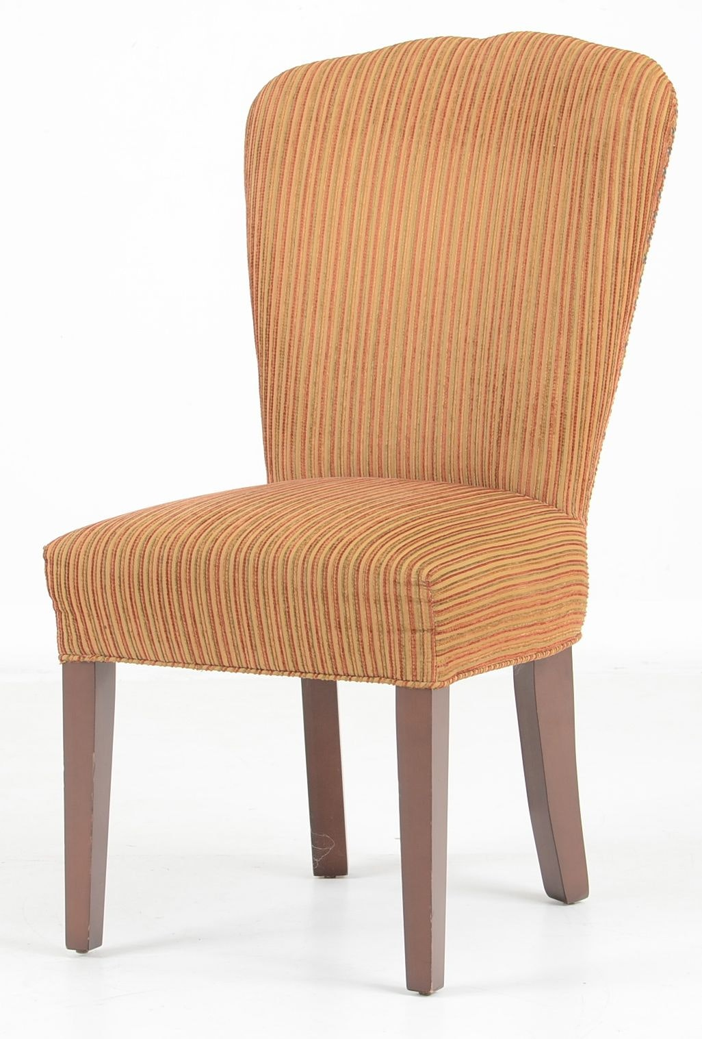 Four Upholstered Dining Room Chairs Ebth