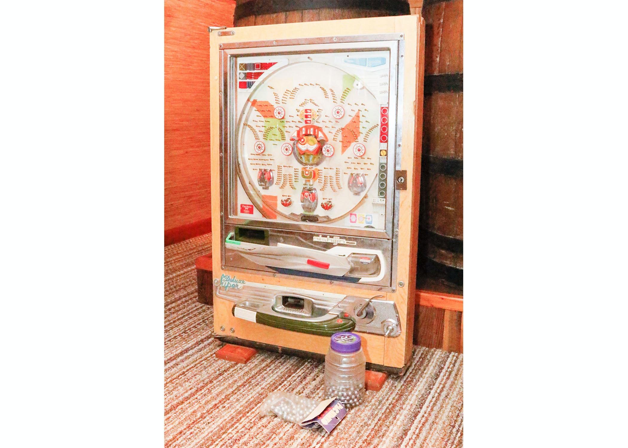 Blackjack casino gaming console 10