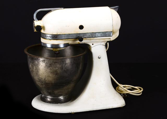Vintage Hobart KitchenAid Model K4-8 Mixer : EBTH