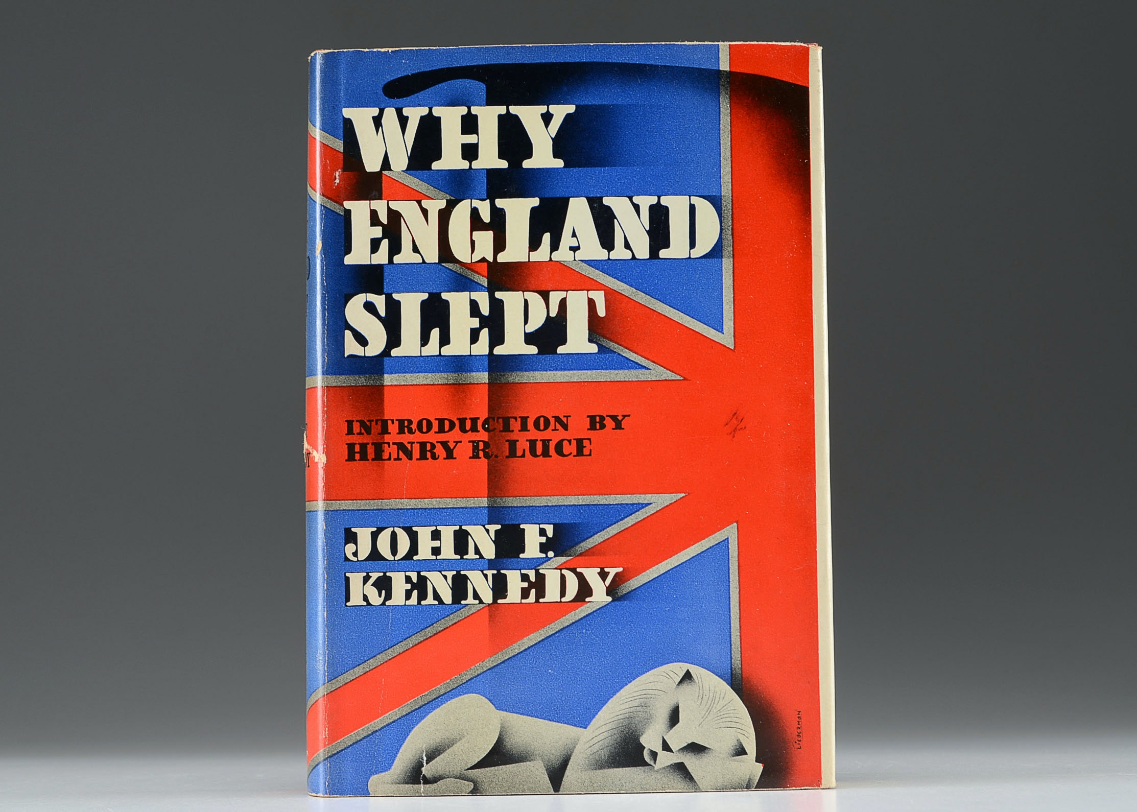 jfk thesis why england slept