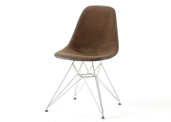 eames molded side chair ebth