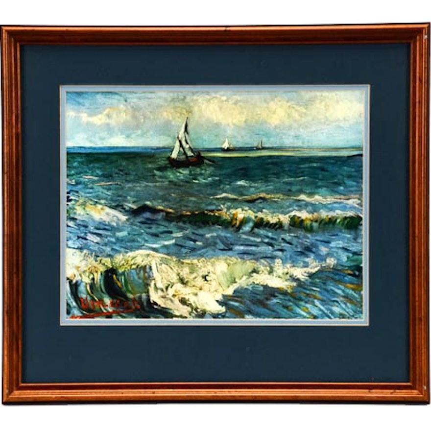 Van Gogh Reproduction Print