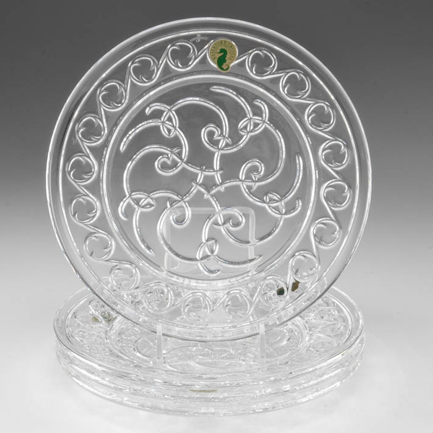 Waterford Crystal Plates